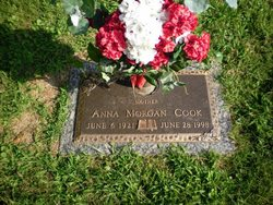 Anna <i>Morgan</i> Cook