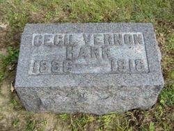 Cecil Vernon Harr
