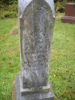 Elizabeth Patience Josephine <i>Birckhead</i> Burkhead