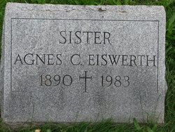 Agnes C Eiswerth