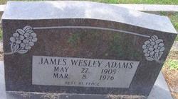 James Wesley Jay Adams
