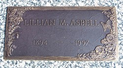 Lillian M Asbell