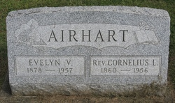 Evelyn Vancleave Airhart
