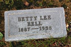 Betty Lee <i>Thornton</i> Bell