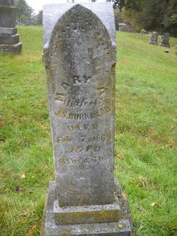 Mary A. Birckhead <i>Dolbee</i> Burkhead