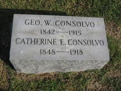 Catherine Elizabeth <i>Messick</i> Consolvo