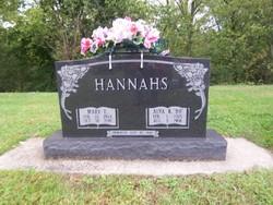 Mary Ellen <i>Hickenbottom</i> Hannahs
