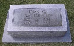 Irma <i>Grauman</i> Bacharach