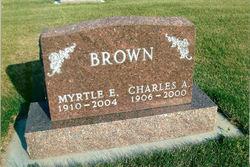Myrtle E Brown