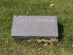 James D Brannon