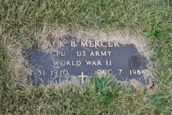 Jack Mercer