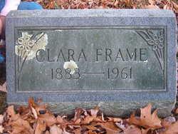 Clara Etta Frame