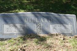 John Dewey Dillard