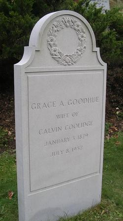 Grace Anna <i>Goodhue</i> Coolidge