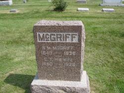Sanford Milton McGriff