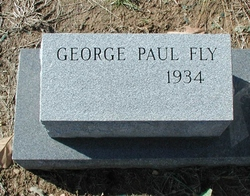 George Paul Fly, Sr