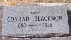 Conrad Conn Blackmon