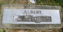 Cecil Ernest Albert