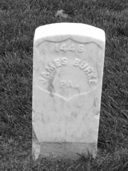 Pvt Thomas Burke