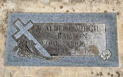 Albert Virgil Barton
