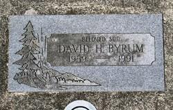 David Hayes Byrum
