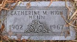 Catherine M <i>Whalen</i> Heun