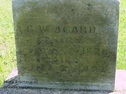 G. W. George Agard