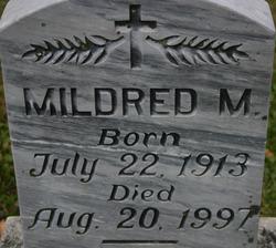Mildred M Gremminger