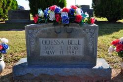 Odessa H Dessie <i>Rice</i> Bell