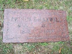 Arthur Ethan Maxwell