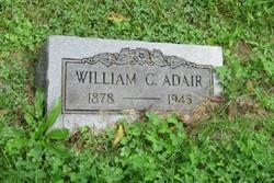 William C Adair