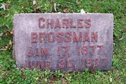 Charles Henry Kohler Brossman