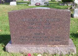Lorraine <i>Boatright</i> Moore