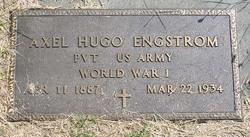 Axel Hugo Engstrom