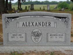 Mildred Dean <i>Brown</i> Alexander