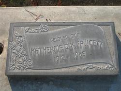 Katherine Mary <i>DeWerd Dix</i> Fawcett