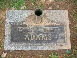 Frances Alene <i>Paden</i> Adams