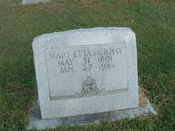 Mary Etta <i>Bradshaw</i> Murphy