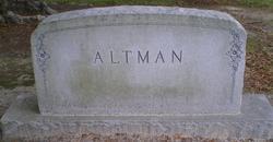 Sallie <i>Shelley</i> Altman