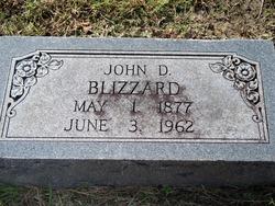 John Devan Blizzard