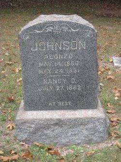 Alonzo Johnson