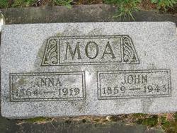 Anna <i>Lyngstad</i> Moa