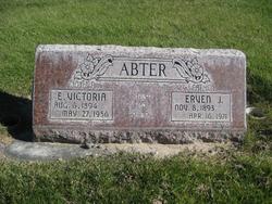 Ellen Victoria <i>Jones</i> Abter