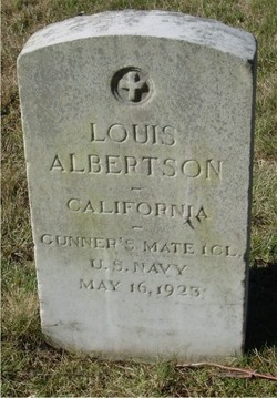 Louis Albertson