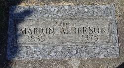 Marion Alderson