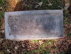 John A Stone