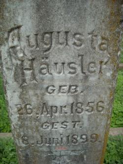 Augusta Hausler