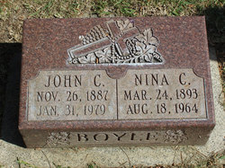 Nina DeWitt <i>Chase</i> Boyle