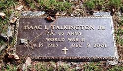 Isaac L. June Talkington, Jr