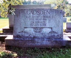 Alexander Edward Gadsden